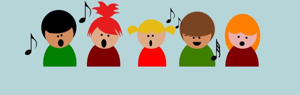 Childrens free download best. Chorus clipart child choir
