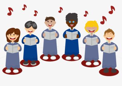 Chorus clipart child choir. Download free png dlpng