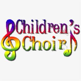 Concert church children s. Chorus clipart childrens choir