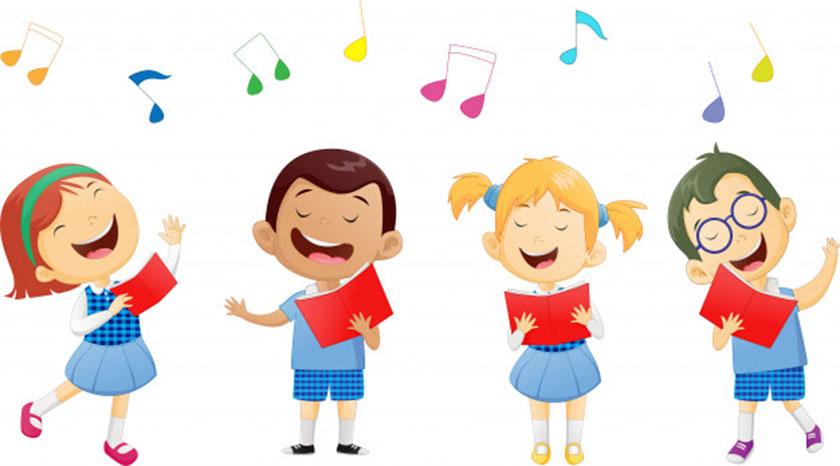 Pinoy children s wins. Chorus clipart childrens choir