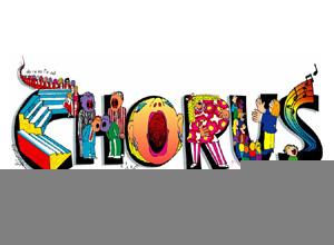 School free images at. Chorus clipart elementary chorus