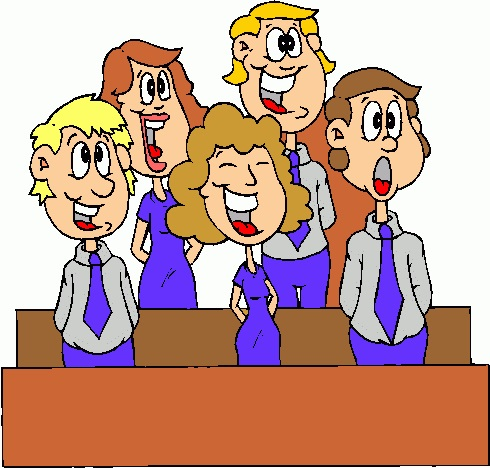 Wimbledon choral society for. Choir clipart speech choir