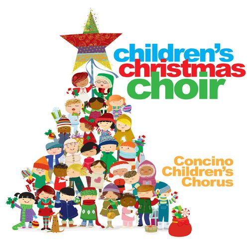 Chorus clipart youth choir. Children s christmas concino