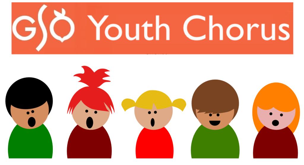 Announcing the gso georgia. Chorus clipart youth choir