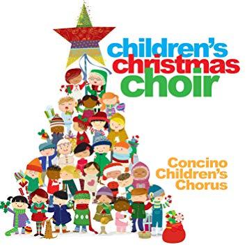 Children s christmas . Chorus clipart youth choir