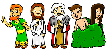Christian clipart. Christart clip art come
