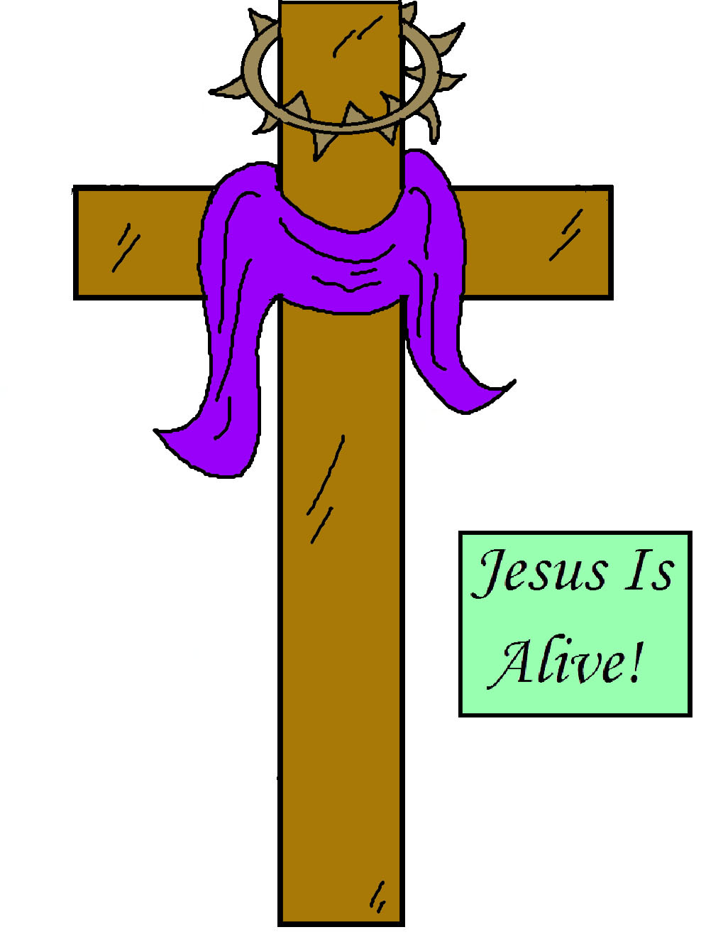 Easter hd images freechristianeasterclipartforkids. Christian clipart alive
