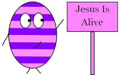Easter cilpart pretentious inspiration. Christian clipart alive