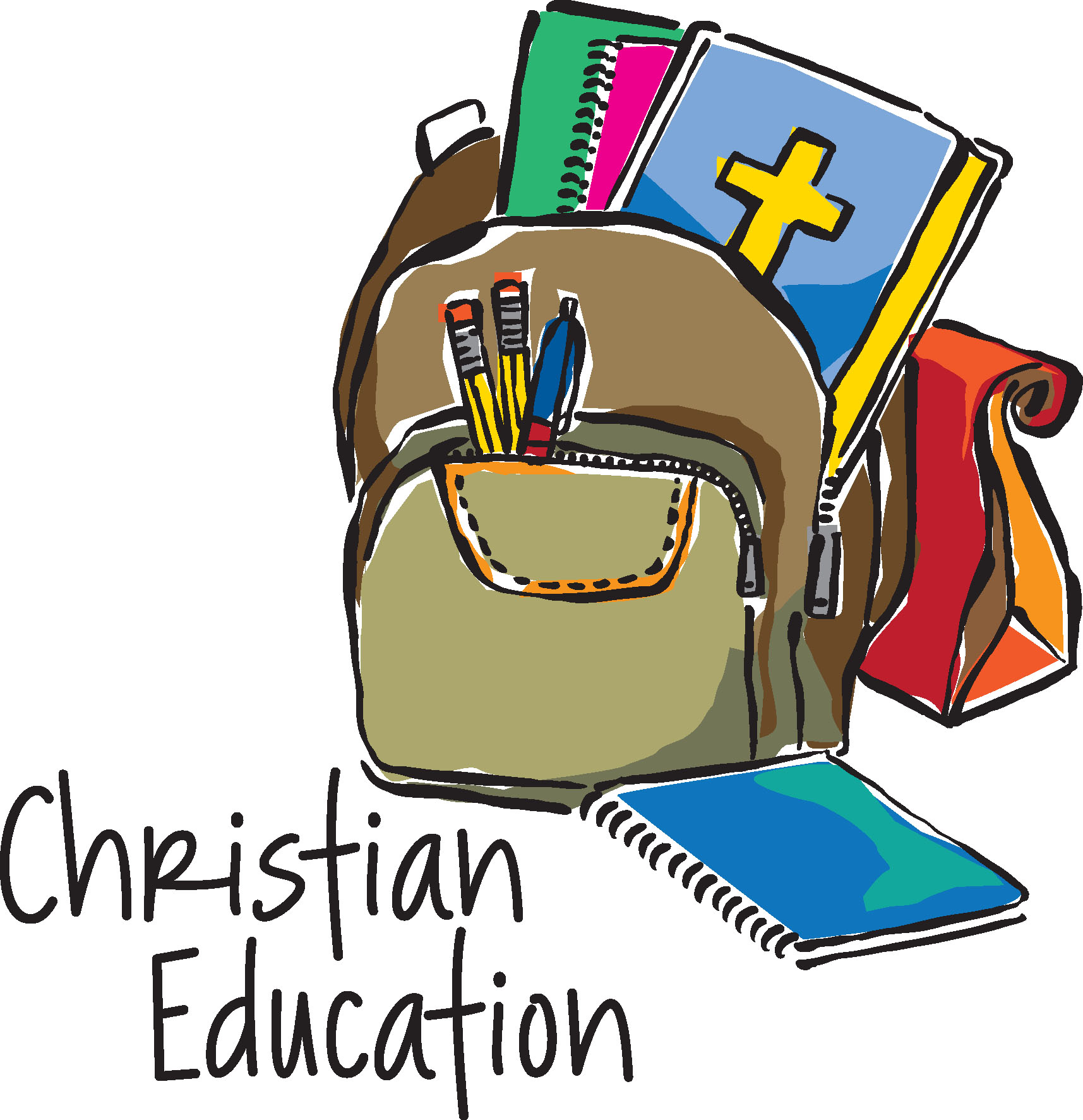 Christian clipart alive. Free cliparts school download