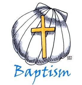 St philip the apostle. Christian clipart baptism