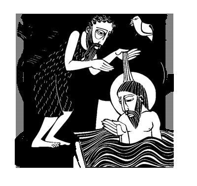 Christian clipart baptism. Old saint joseph s