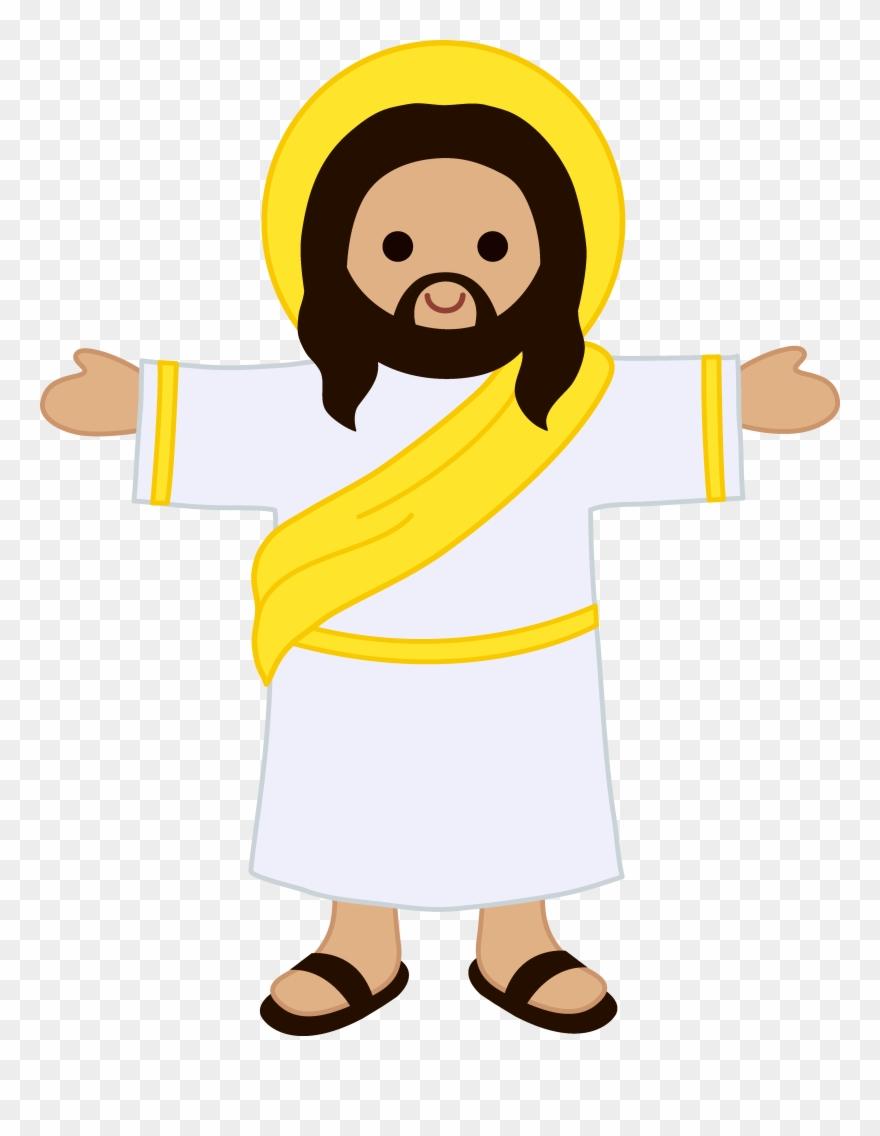 Jesus pinclipart . Christian clipart cartoon