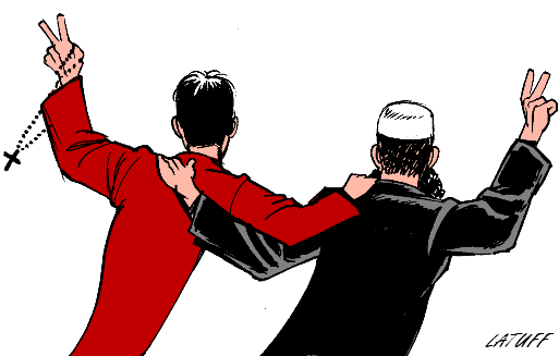 Islam similarities differences new. Christian clipart christianity