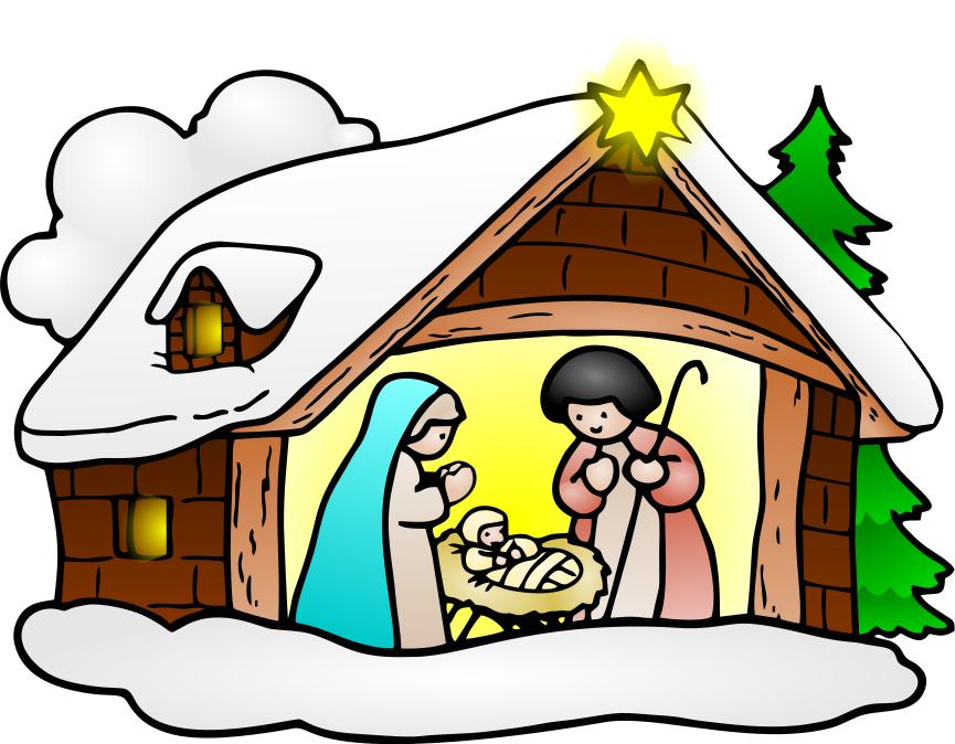 Christian clipart christmas. Victoria b sacred cliparts