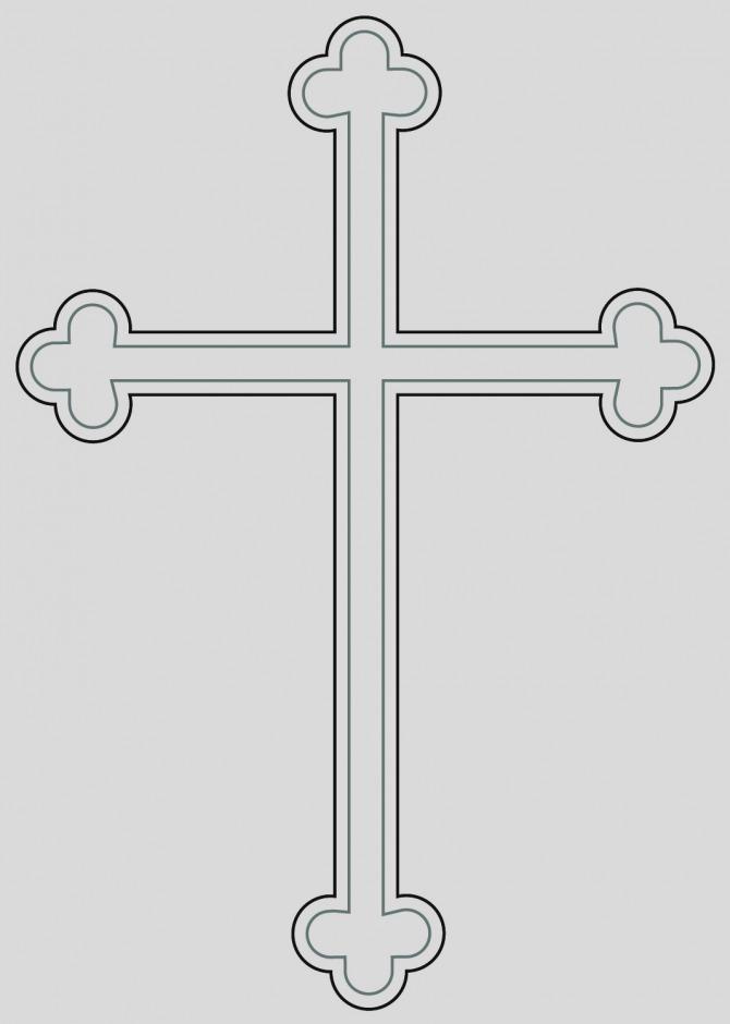 Christian clipart cross. Elegant clip art free