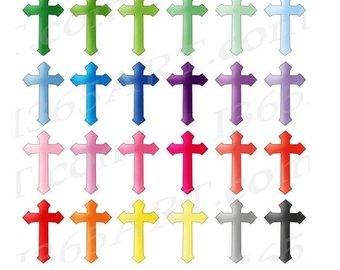 Cross etsy off clip. Christian clipart crucifix