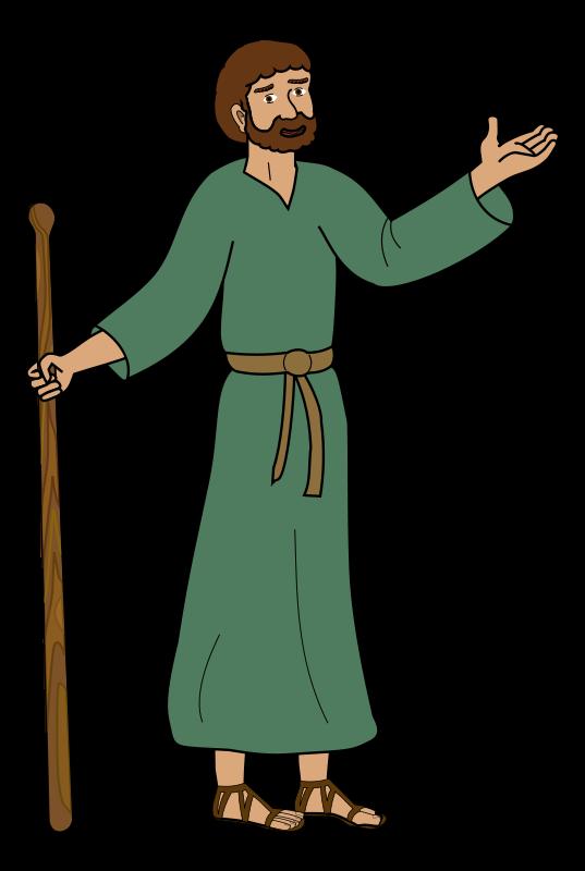 Lamb clipart bible shepherd. Paul the disciple