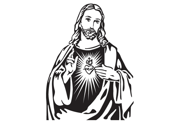 Christian clipart drawing. Free jesus download clip