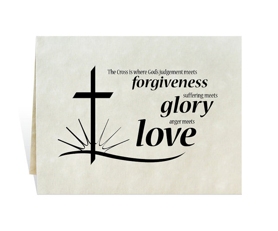 Religious events card for. Christian clipart forgiveness