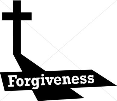 Christian clipart forgiveness. My god the foundation