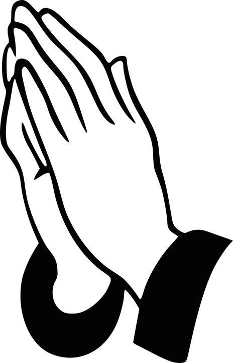 Christian clipart forgiveness. Praying hands religion pray