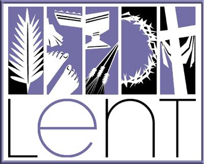 Christian clipart lent. Services activities parish of