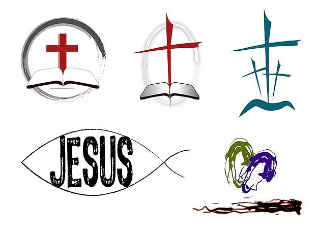 Christian clipart logo. Logos clip art me