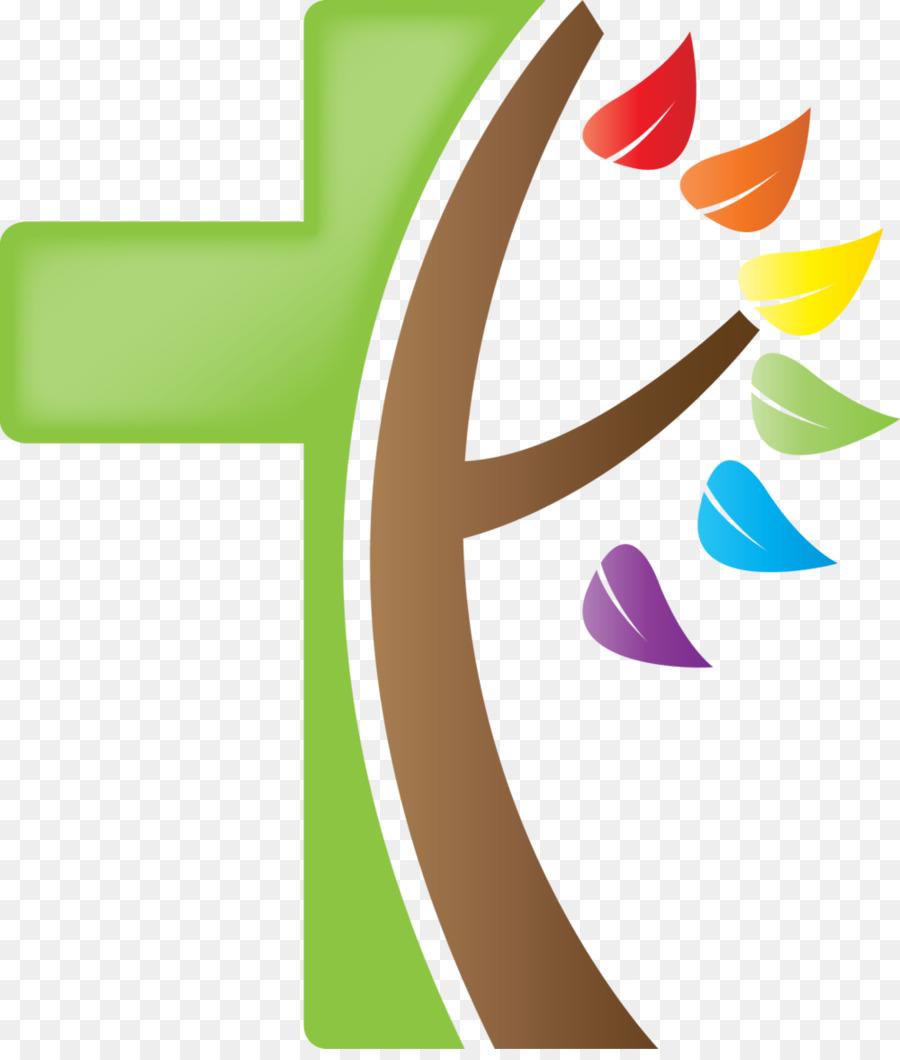 Christian clipart logo. Canada leaf church family
