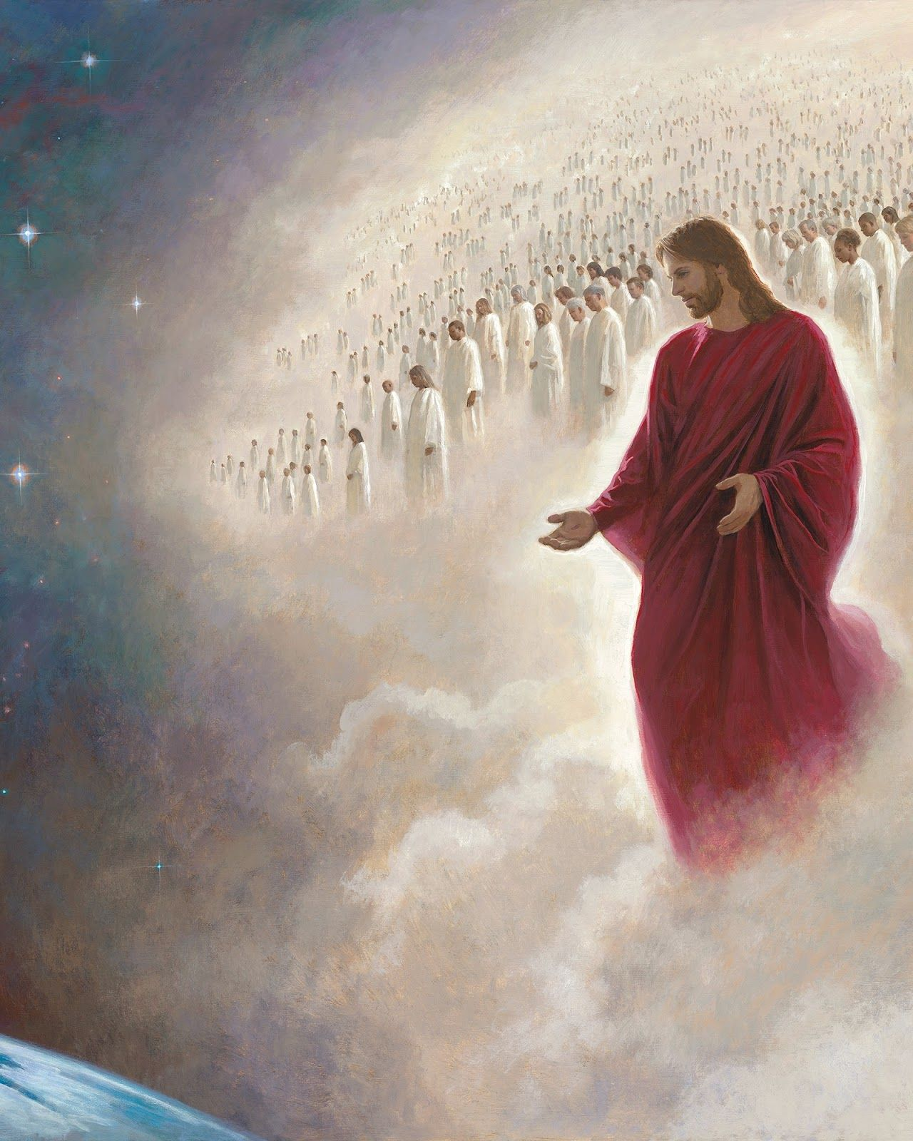 Lds google search christmas. Christian clipart second coming