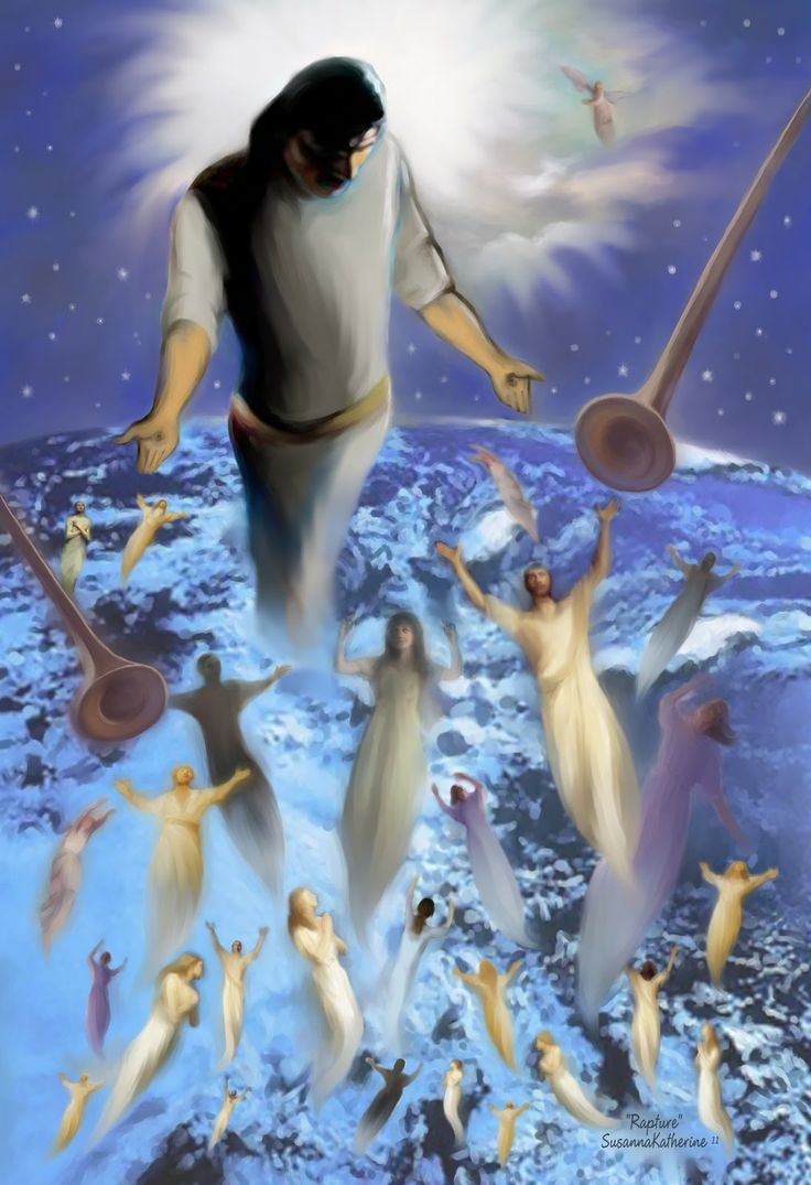 christian clipart second coming