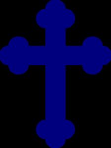 Cross panda free images. Christian clipart simple