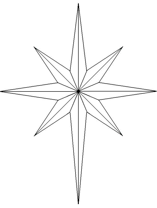 Christian clipart star.  best religious symbols