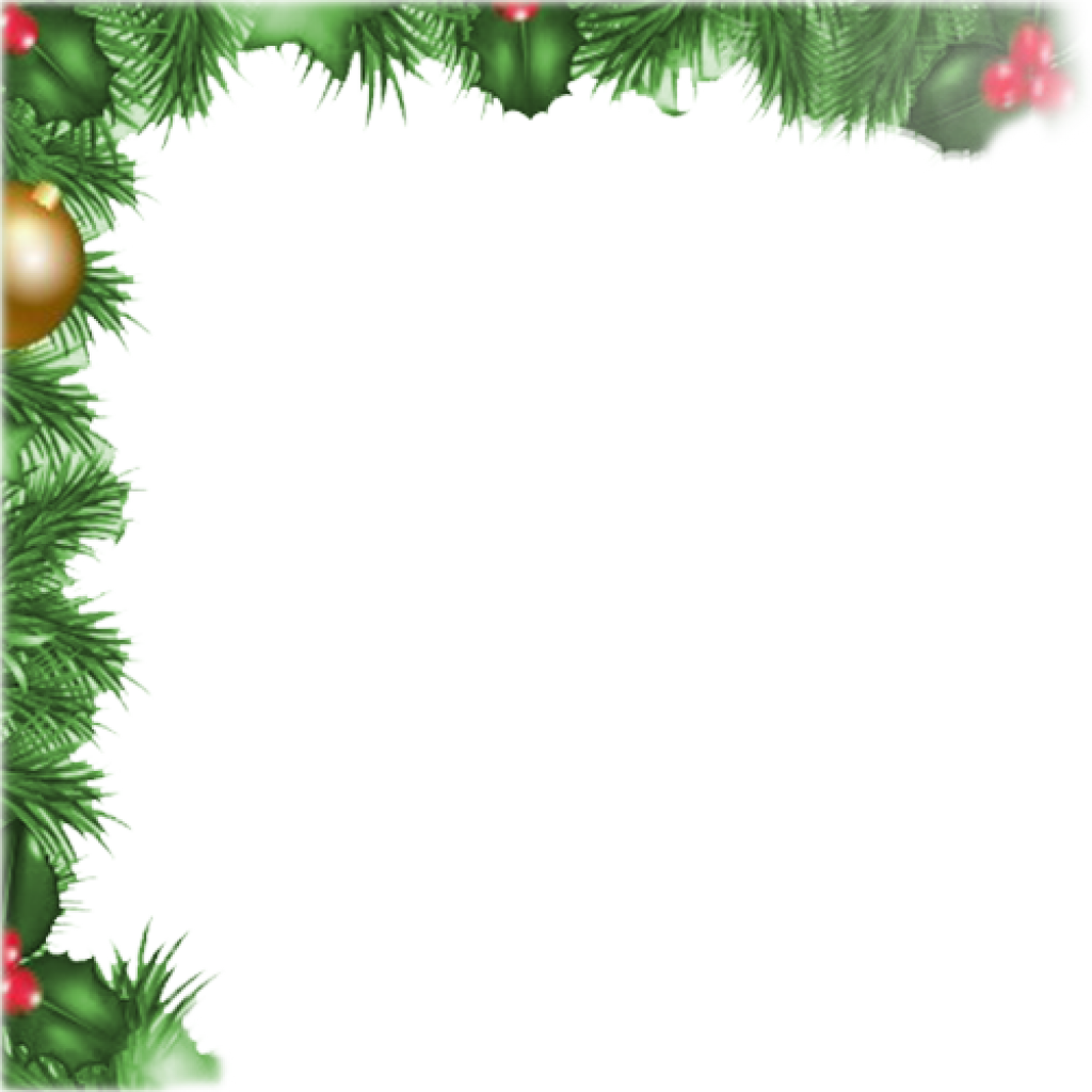 Christmas border png. Free image library techflourish