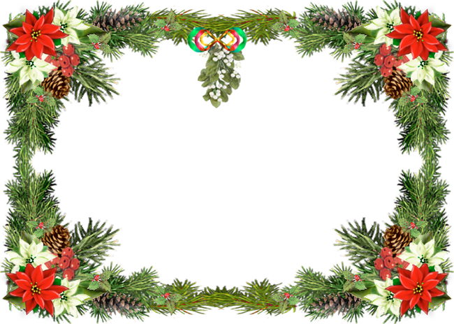 jpg transparent library. Christmas border png