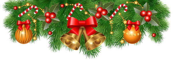 Christmas border png.  corner jpg transparent