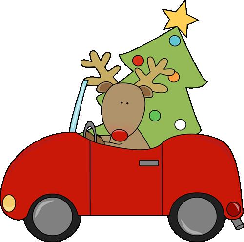Clip art images reindeer. Christmas clipart