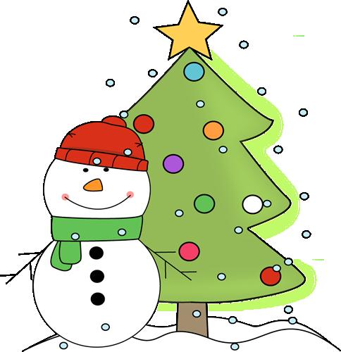 Christmas clipart. Clip art images snowman