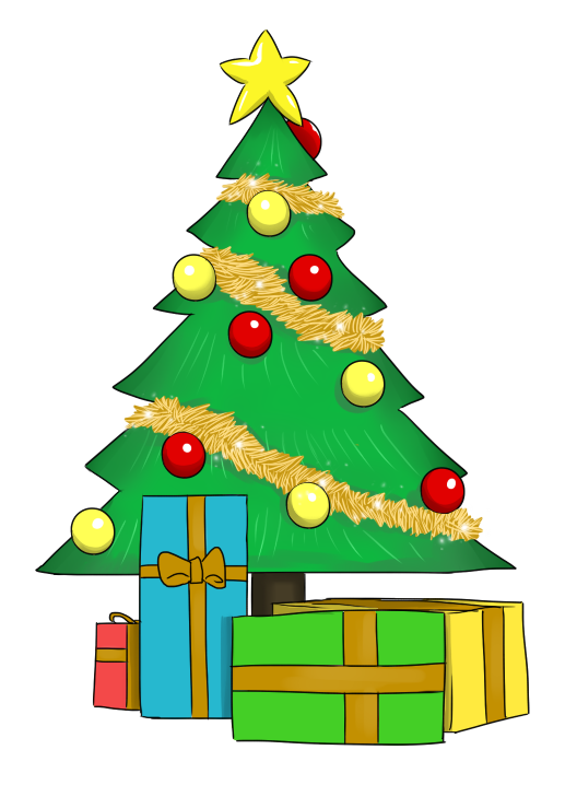 Christmas clipart. Free to use public