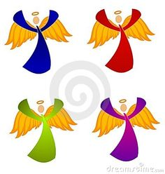 Clip art free holiday. Christmas clipart angel