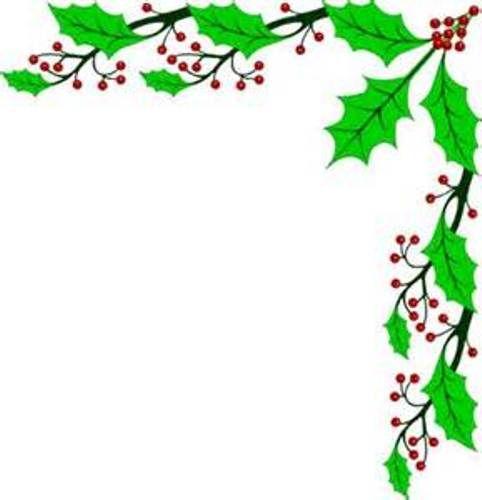 Clipart borders xmas. Christmas clip art free