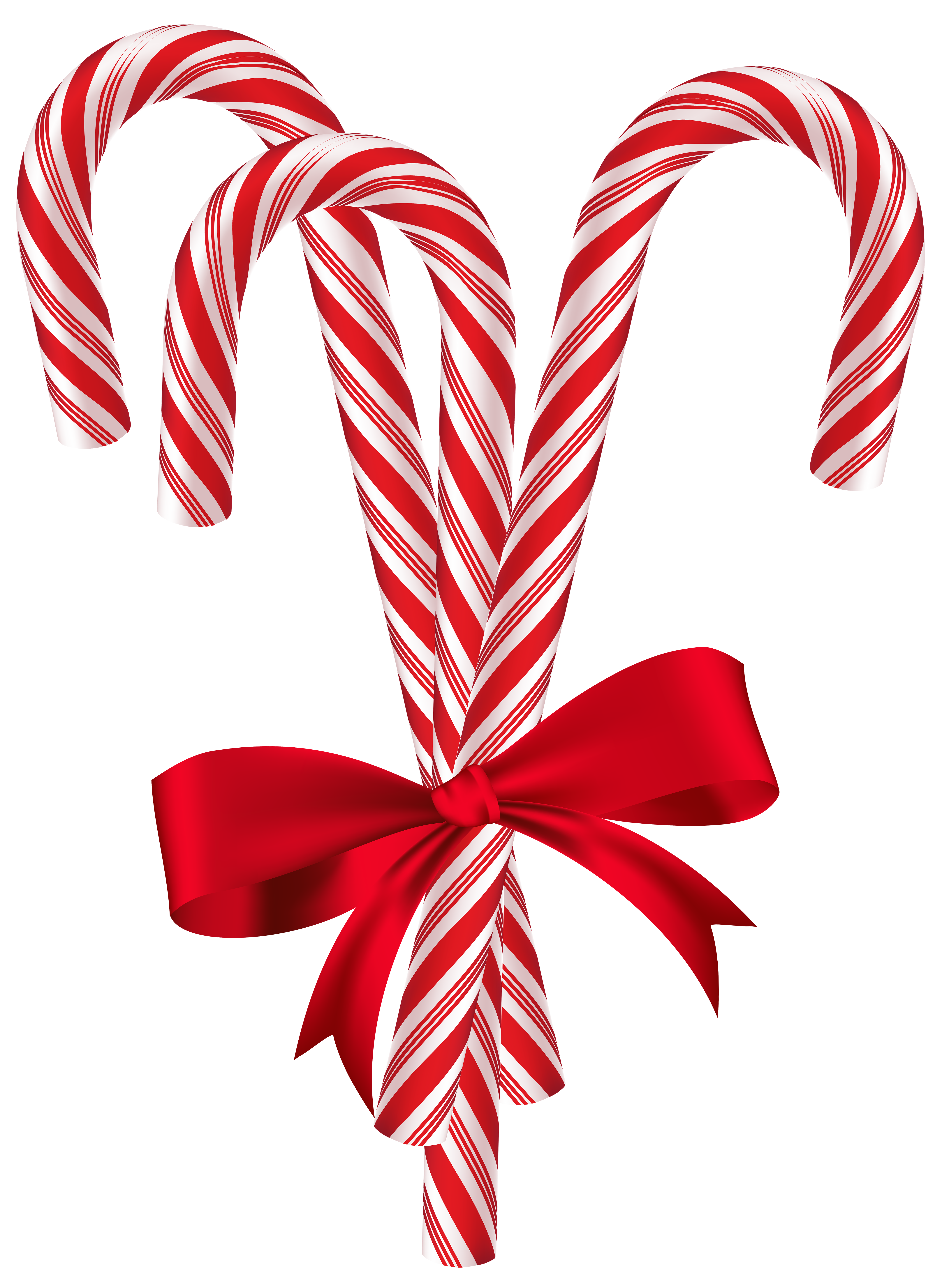 Cookies clipart candy. Canes with red bow