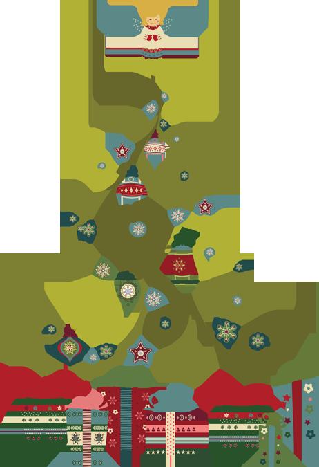 Ornament clipart elegant. Fancy christmas clip art