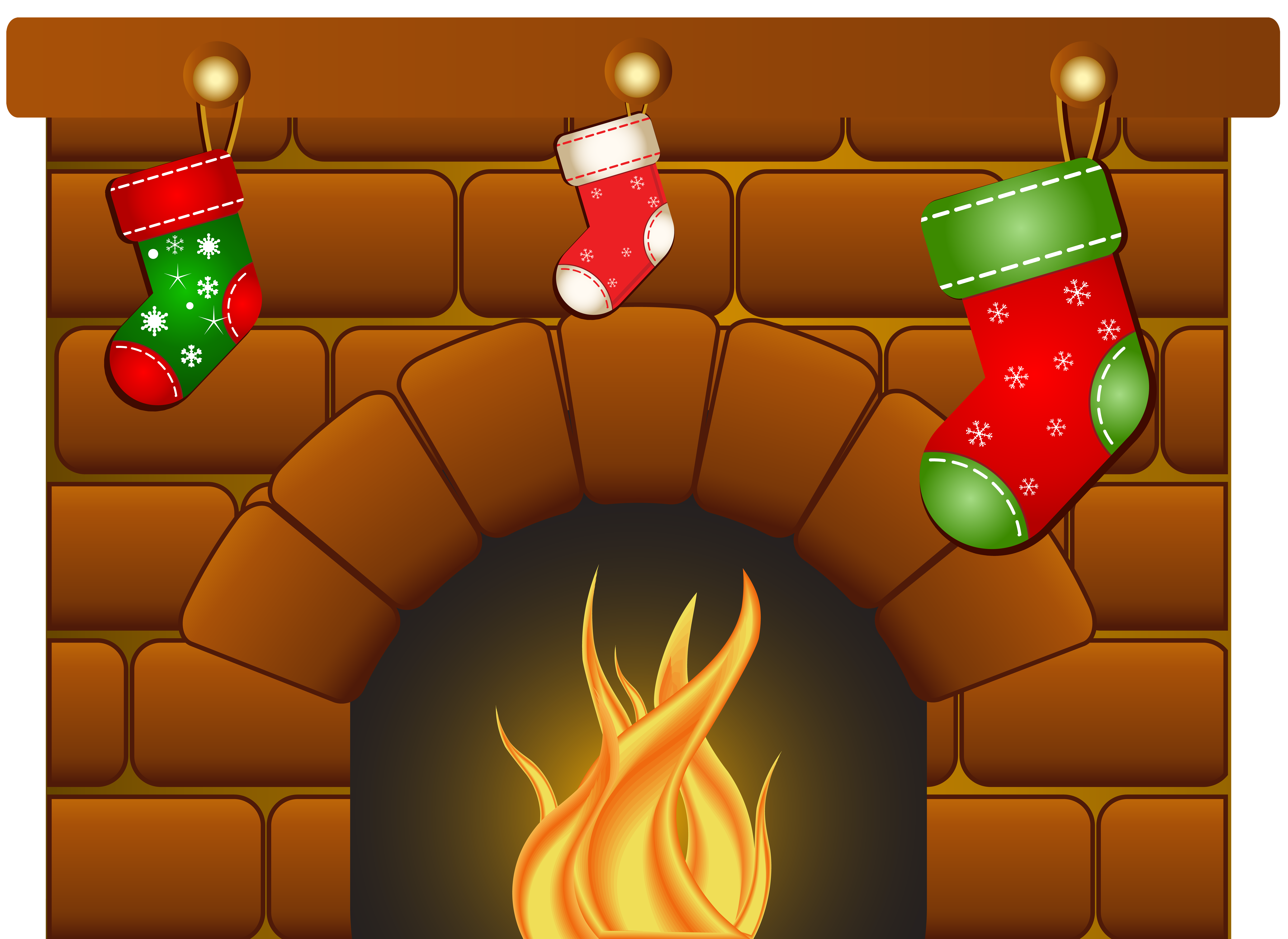 Fireplace clipart. Christmas png clip art