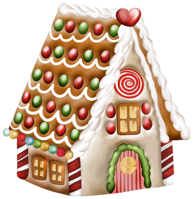 Transparent png gallery yopriceville. Clipart door gingerbread house