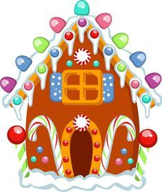 Gingerbread clipart elf house. Google search th grade