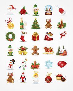 Folder xmas santa with. Christmas clipart icon