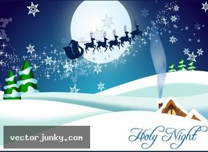 best holiday clip. Christmas clipart landscape