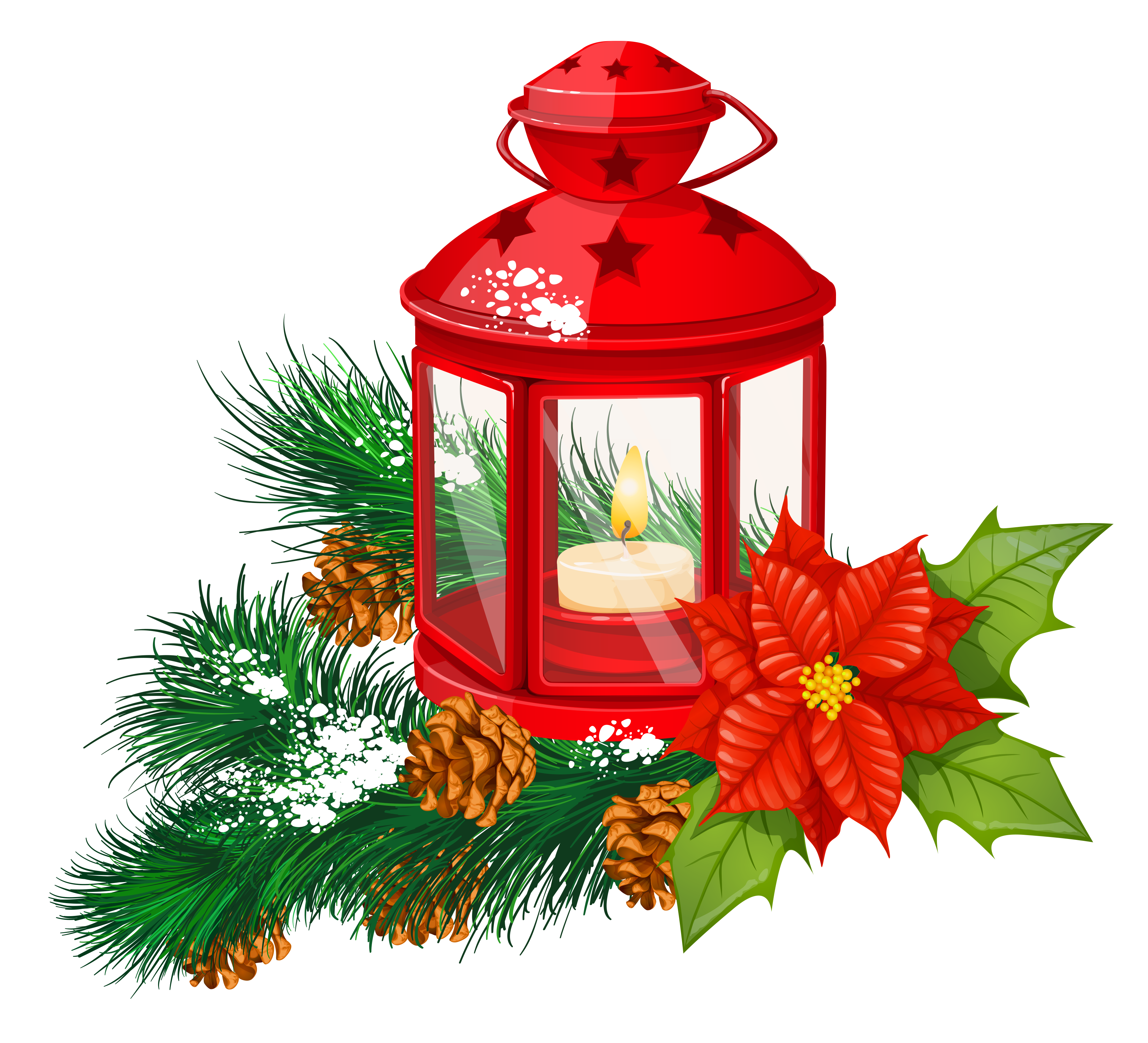 Red lantern transparent png. Mail clipart christmas mail