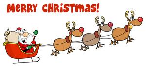 Christmas clipart merry christmas. Free santa clip art