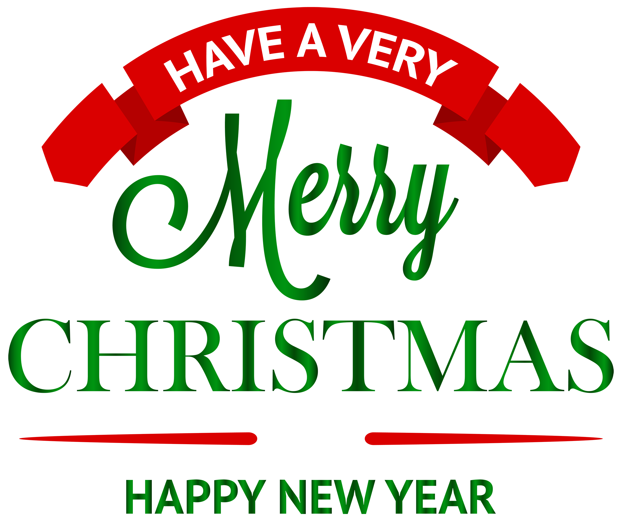 Have a decoration png. Light clipart merry christmas